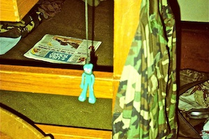 Ft. Bragg: Gumby Hanging