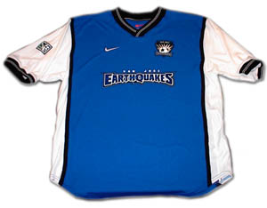 San Jose Earthquakes Jersey