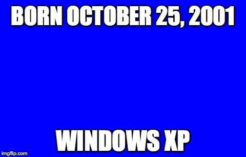 Windows XP, Blue Screen of Death
