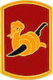 153rd Field Artillery Brigade, Arizona Army National Guard, patch