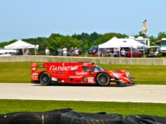 The #99 lost by two seconds to a prototype that ran out of fuel a half lap later.