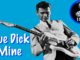 """Blue Dick Mine / Dick Dale(1937-2019): """"The King of the Surf Guitar"""""""