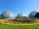 Mitchell Park Horticultural Conservatory, popularly known as The Domes.